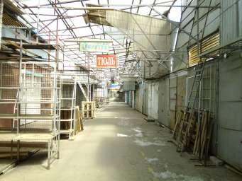 Хмельницкий вещевой базар