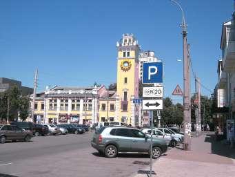 Архитектура Хмельницкого. Пожарная каланча