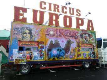 К нам приехал цирк